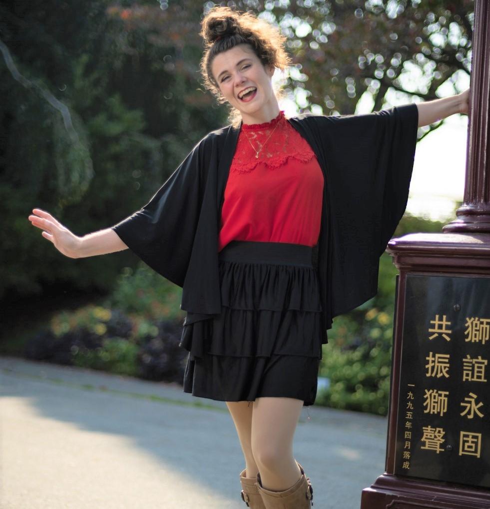 Victoria Fraser Freelance Vancouver Copywriter